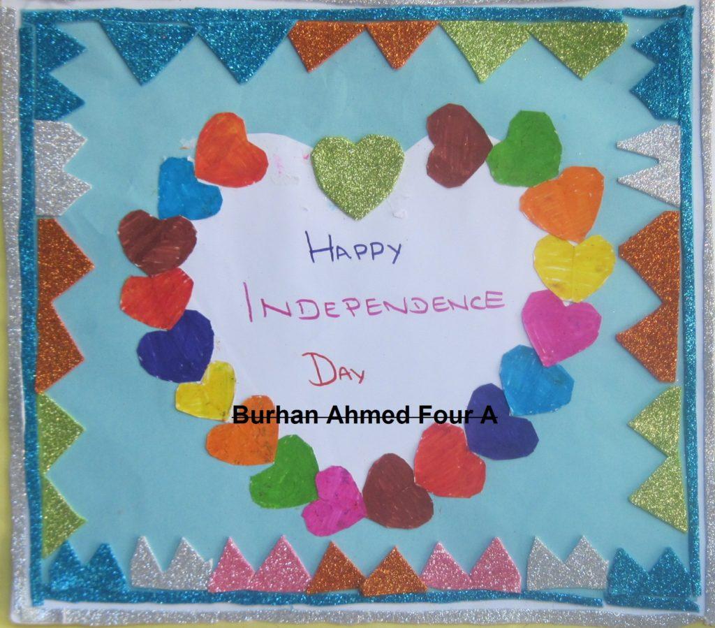 Burhan Ahmed Four A