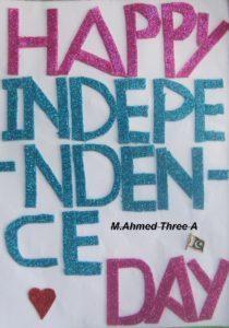 M.Ahmed Three A