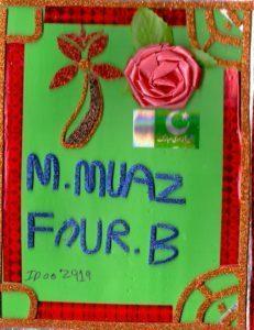 M.Maaz Four B